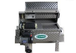 GRAPE CRUSHER 2.5HP.
