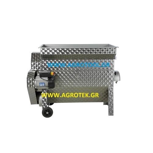 GRAPE CRUSHER 3HP.