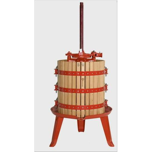 Mechanical wine-press 60x75.