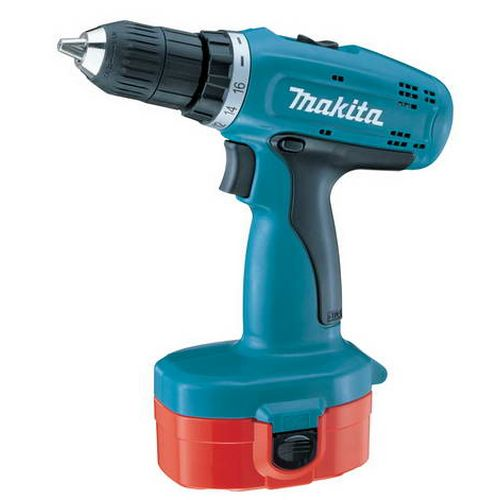 MAKITA 6390DWAE  Ni-Cd - 2,0 Ah