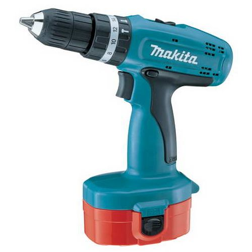 MAKITA 8390DWAE  Ni-Cd - 2,0 Ah
